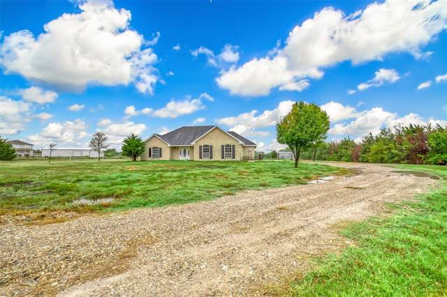 5592 County Road 1120, Farmersville, TX 75442 (MLS #14218775) :: RE/MAX Town & Country