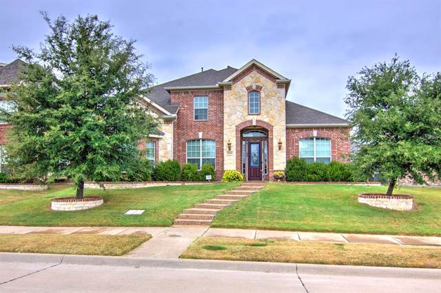 10510 Toffenham Drive, Frisco, TX 75035 (MLS #14218783) :: RE/MAX Town & Country