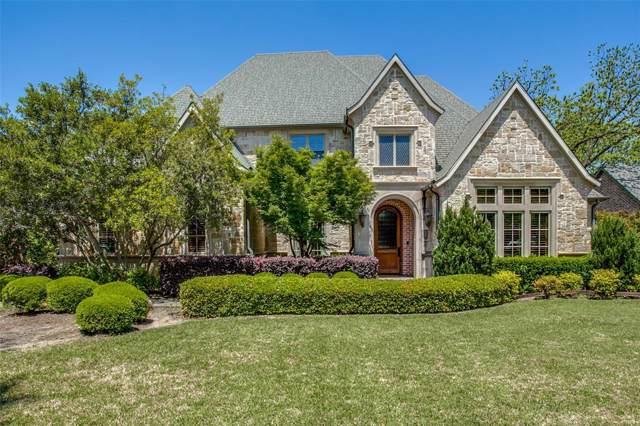 6323 Royalton, Dallas, TX 75230 (MLS #14218790) :: Robbins Real Estate Group