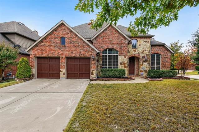9737 Sam Bass Trail, Fort Worth, TX 76244 (MLS #14218792) :: Real Estate By Design
