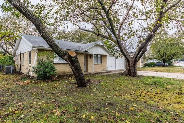 2616 E Mitchell Street, Arlington, TX 76010 (MLS #14218805) :: The Kimberly Davis Group