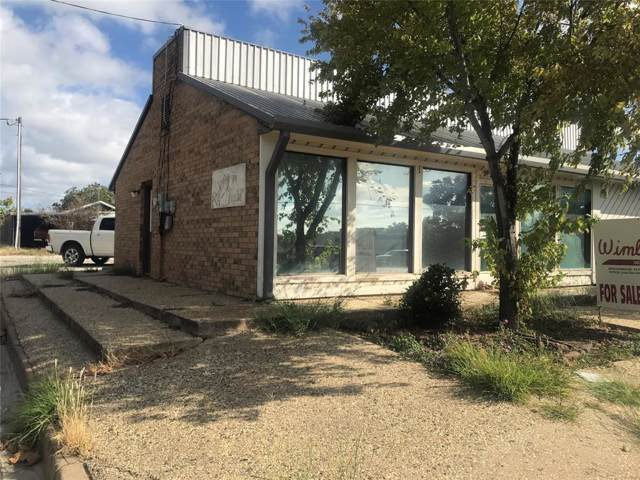 1226 W Walker Street, Breckenridge, TX 76424 (MLS #14218836) :: Hargrove Realty Group