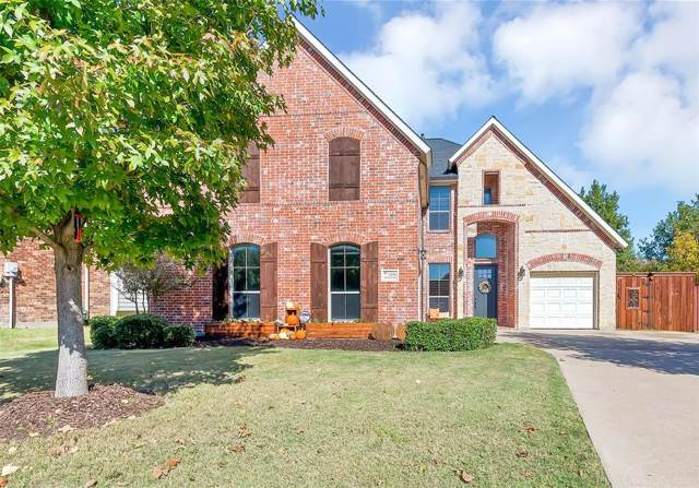 15676 Tealwood Lane, Frisco, TX 75035 (MLS #14218865) :: RE/MAX Town & Country