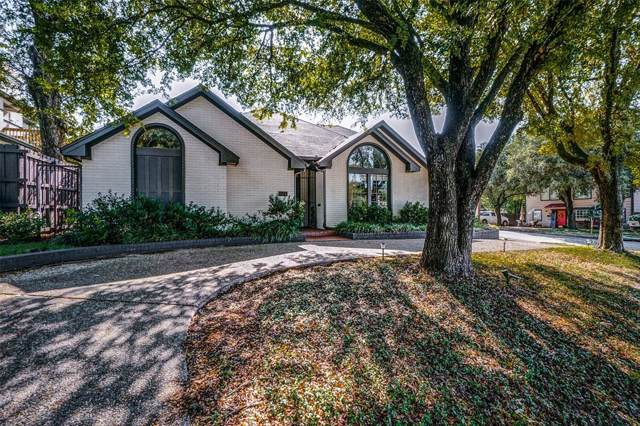 1506 Abrams Road, Dallas, TX 75214 (MLS #14218867) :: RE/MAX Town & Country