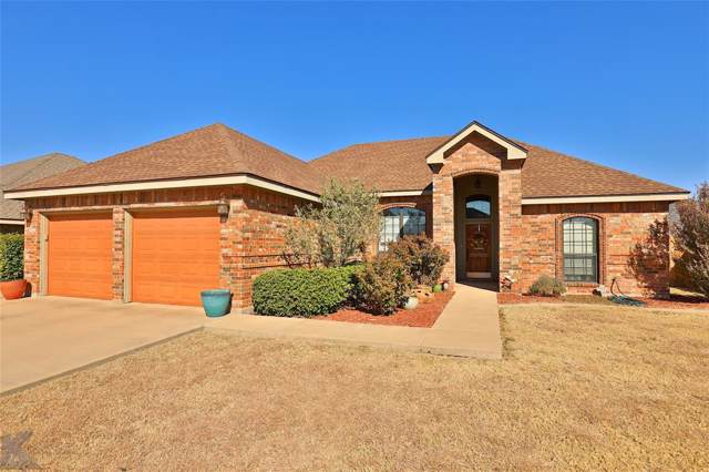 2250 Continental Avenue, Abilene, TX 79601 (MLS #14218960) :: Lynn Wilson with Keller Williams DFW/Southlake
