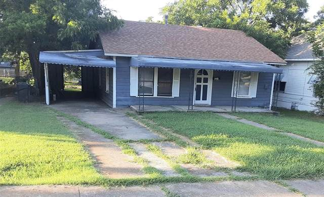 427 E Hull Street, Denison, TX 75021 (MLS #14218962) :: Team Hodnett