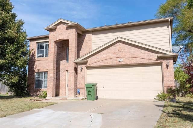 6711 Silvercrest Drive, Arlington, TX 76002 (MLS #14218983) :: RE/MAX Town & Country