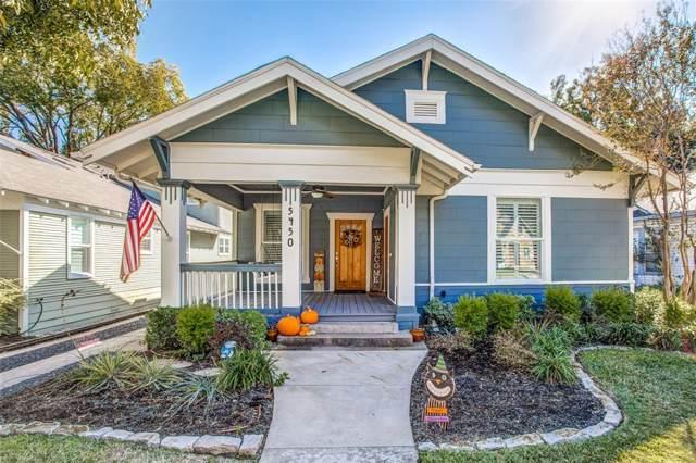 5450 Willis Avenue, Dallas, TX 75206 (MLS #14219009) :: Robbins Real Estate Group