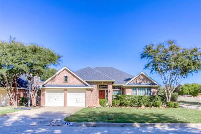 6704 Briarwood Drive, Fort Worth, TX 76132 (MLS #14219013) :: RE/MAX Town & Country