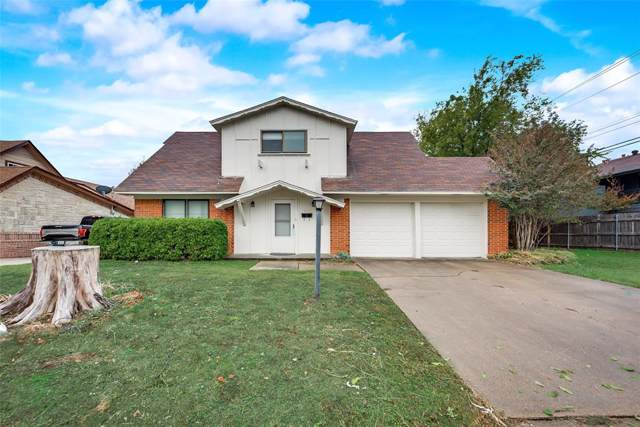 6244 Westcreek Drive, Fort Worth, TX 76133 (MLS #14219038) :: Lynn Wilson with Keller Williams DFW/Southlake