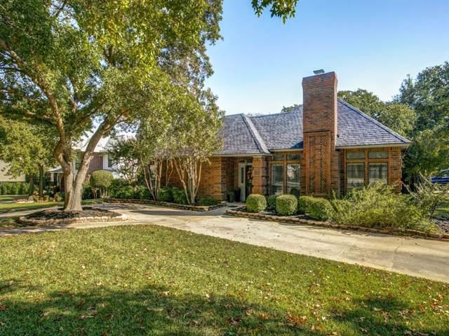 3529 Deer Creek, Grapevine, TX 76051 (MLS #14219062) :: RE/MAX Town & Country