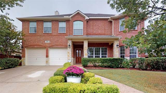 8761 Kameryn Lane, Lantana, TX 76226 (MLS #14219077) :: The Real Estate Station