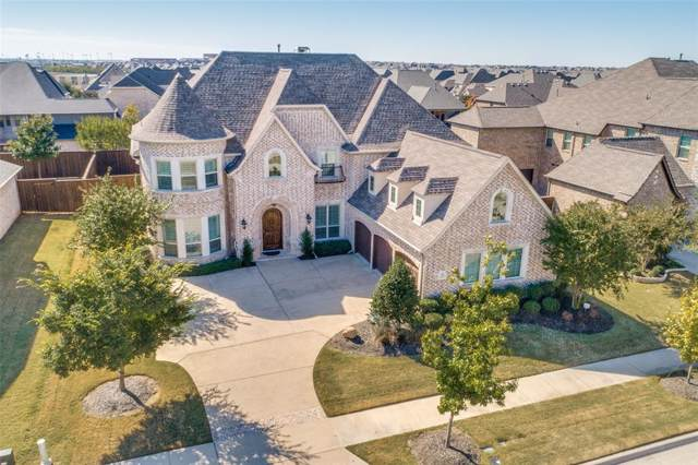 3701 Cathedral Lake Drive, Frisco, TX 75034 (MLS #14219099) :: Lynn Wilson with Keller Williams DFW/Southlake