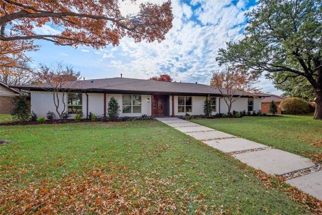 4144 Shady Bend Drive, Dallas, TX 75244 (MLS #14219117) :: The Mitchell Group