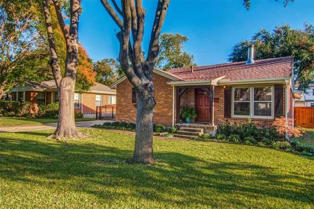 614 Brookhurst Drive, Dallas, TX 75218 (MLS #14219125) :: Robbins Real Estate Group