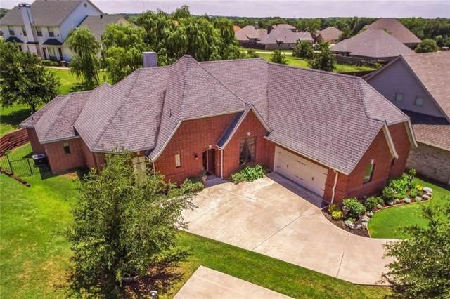5008 Eagle Ridge Trail, Sherman, TX 75092 (MLS #14219132) :: Team Hodnett