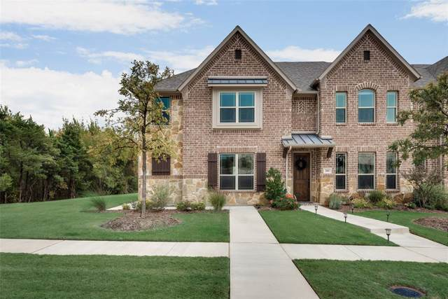 301 Tottenham Court, Mckinney, TX 75072 (MLS #14219135) :: RE/MAX Town & Country