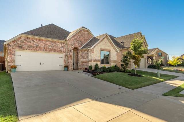 4112 Wilderness Pass, Fort Worth, TX 76262 (MLS #14219140) :: NewHomePrograms.com LLC