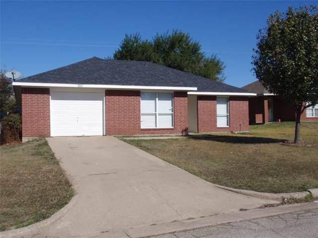 204 Apache Trail, Alvarado, TX 76009 (MLS #14219145) :: HergGroup Dallas-Fort Worth