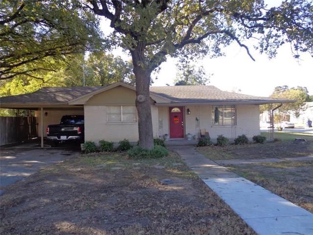 1402 Cates Street, Bridgeport, TX 76426 (MLS #14219158) :: Robbins Real Estate Group