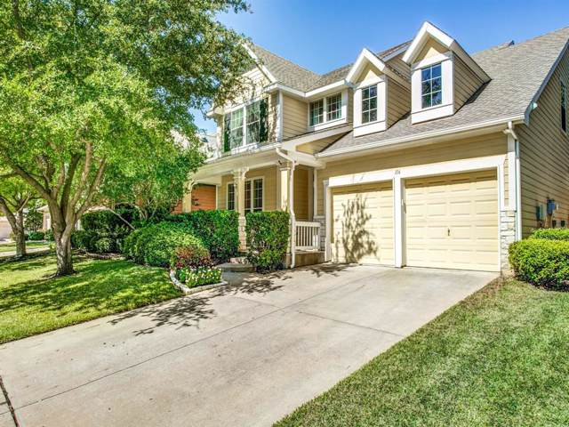 116 Myrtle Creek, Grapevine, TX 76051 (MLS #14219171) :: The Tierny Jordan Network