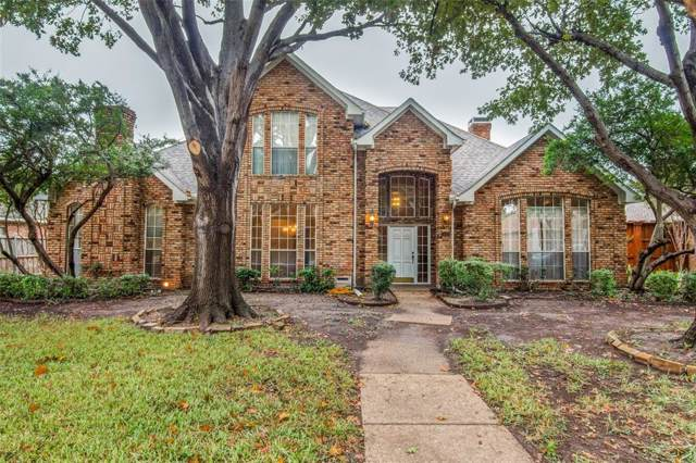 3421 Caleche Court, Plano, TX 75023 (MLS #14219178) :: RE/MAX Town & Country