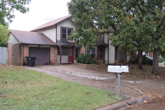 4648 Waterway Drive N, Fort Worth, TX 76137 (MLS #14219197) :: RE/MAX Town & Country