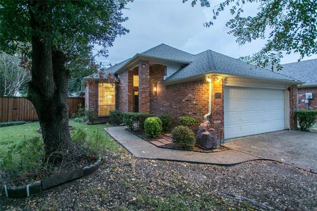 2978 Crystal Springs Lane, Richardson, TX 75082 (MLS #14219200) :: RE/MAX Town & Country