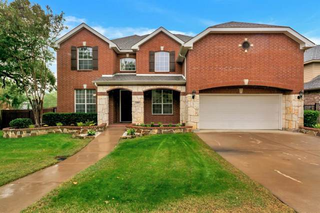 4908 Bob Wills Drive, Fort Worth, TX 76244 (MLS #14219235) :: Real Estate By Design