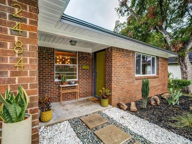 2484 El Cerrito Drive, Dallas, TX 75228 (MLS #14219236) :: Robbins Real Estate Group