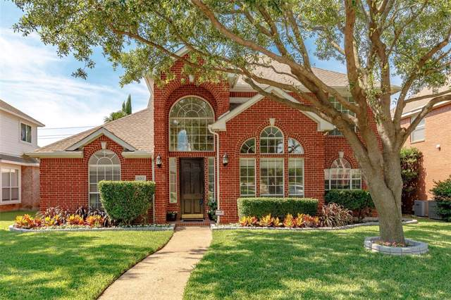 6212 West Trace Drive, Plano, TX 75093 (MLS #14219246) :: RE/MAX Town & Country