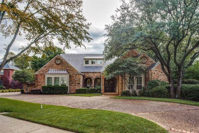 6806 Blue Mesa, Dallas, TX 75252 (MLS #14219263) :: Hargrove Realty Group