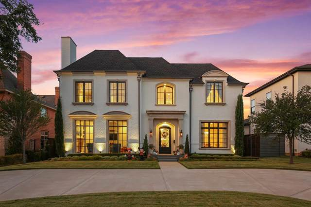 3404 Wentwood Drive, University Park, TX 75225 (MLS #14219272) :: Robbins Real Estate Group