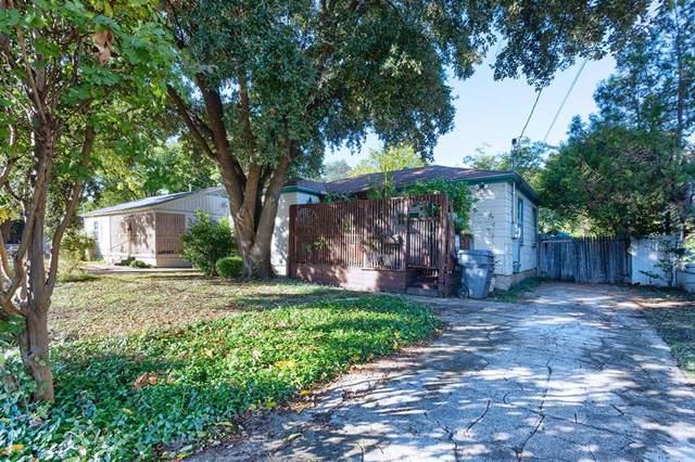 6637 Prosper Street, Dallas, TX 75209 (MLS #14219282) :: RE/MAX Town & Country
