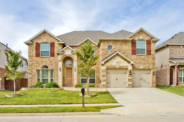 6149 Gibbons Creek Street, Fort Worth, TX 76179 (MLS #14219290) :: The Tierny Jordan Network
