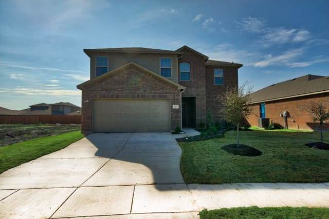 2704 Province Street, Denton, TX 76209 (MLS #14219302) :: Real Estate By Design