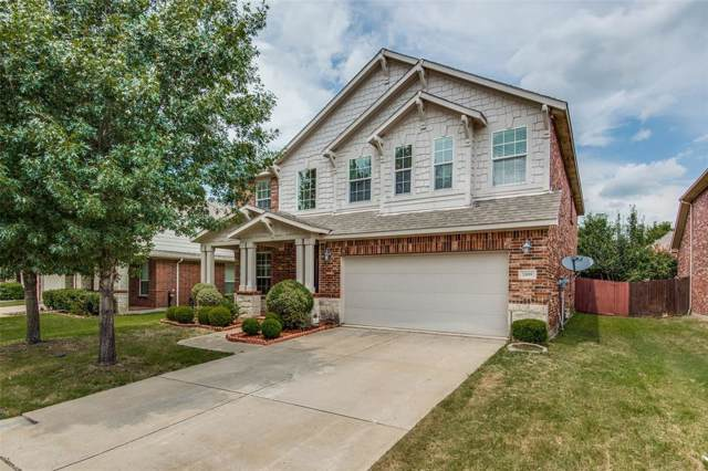2809 Cameron Bay Drive, Lewisville, TX 75056 (MLS #14219352) :: Vibrant Real Estate