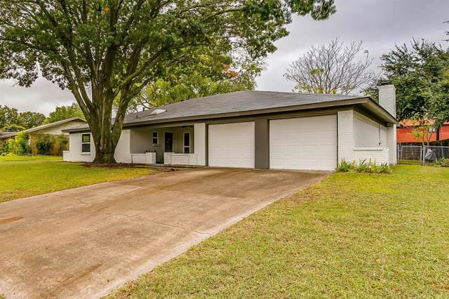 1202 Johnson Street, Benbrook, TX 76126 (MLS #14219353) :: Potts Realty Group