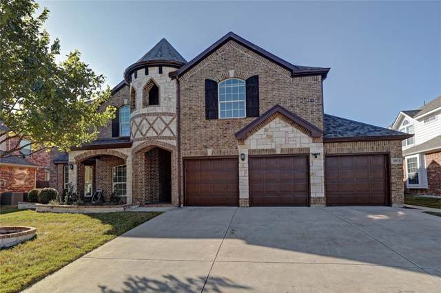 14925 Holly Tree Lane, Frisco, TX 75035 (MLS #14219371) :: RE/MAX Town & Country