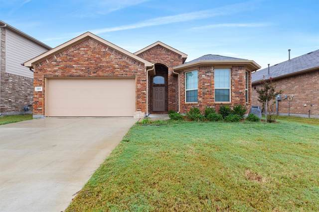 321 Cypress Creek Lane, Denton, TX 76210 (MLS #14219373) :: Team Hodnett