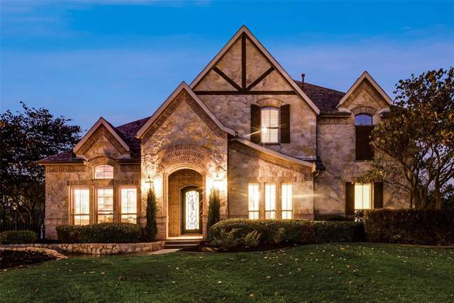600 Clariden Ranch Road, Southlake, TX 76092 (MLS #14219391) :: NewHomePrograms.com LLC