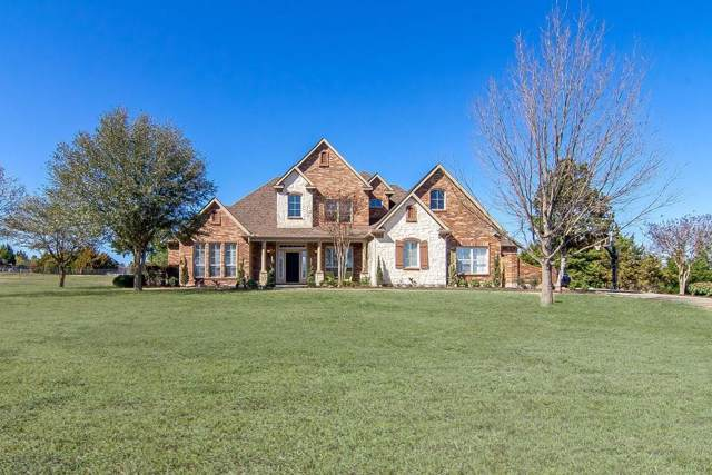 1055 Mala Court, Lucas, TX 75002 (MLS #14219408) :: RE/MAX Town & Country