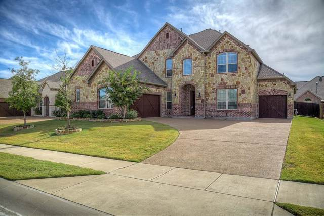 10109 Edgeway Circle, Rowlett, TX 75089 (MLS #14219437) :: Lynn Wilson with Keller Williams DFW/Southlake