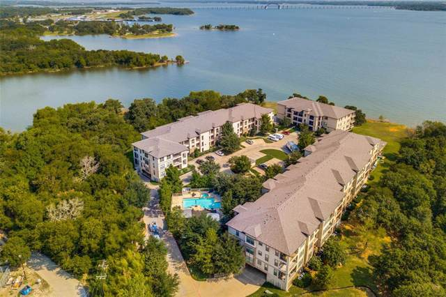 500 Waters Edge Drive #113, Lake Dallas, TX 75065 (MLS #14219438) :: The Hornburg Real Estate Group