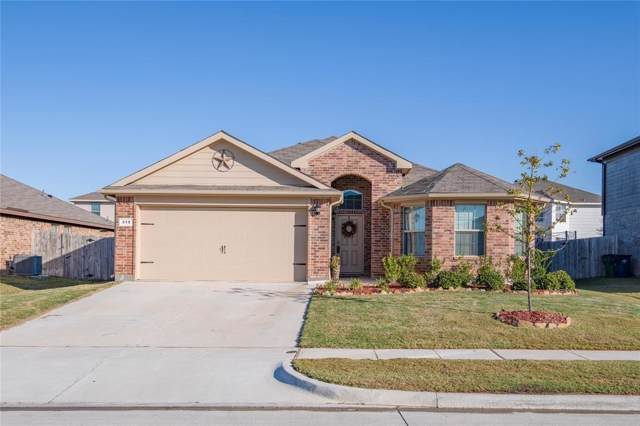 315 Preakness Lane, Ponder, TX 76259 (MLS #14219439) :: The Kimberly Davis Group