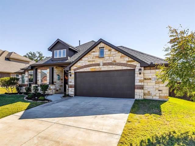 1118 Destrehan Drive, Burleson, TX 76028 (MLS #14219487) :: RE/MAX Town & Country
