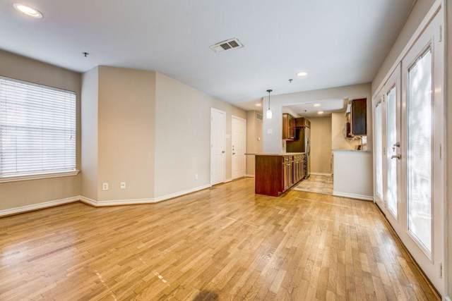 3100 Cole Avenue #106, Dallas, TX 75204 (MLS #14219491) :: Hargrove Realty Group