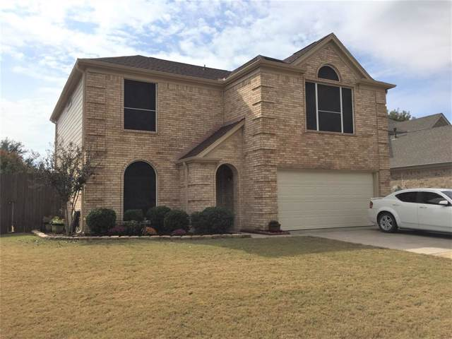 3401 Canyon View Court, Mckinney, TX 75071 (MLS #14219497) :: RE/MAX Town & Country