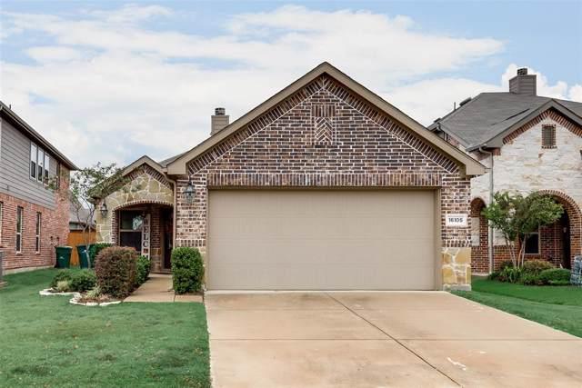 16105 Crosslake Court, Prosper, TX 75078 (MLS #14219524) :: Real Estate By Design