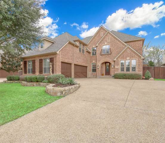 1530 Bellnap Drive, Allen, TX 75013 (MLS #14219535) :: RE/MAX Town & Country